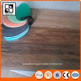 Sécher en arrière l'épaisseur de 3mm avec le plancher d'intérieur de vinyle de PVC de 0.1mm Wearlayer