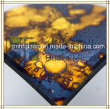 Anwendung in Beveled Antique Mirror Glass Antique Mirror Sheet Highquality