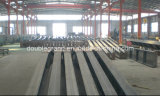 Fábrica prefabricada de la estructura de acero/planta de la estructura de acero