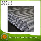 Tubo Titanium puro de ASTM B338 Gr2