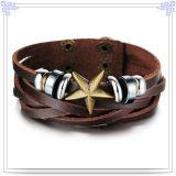 Form-Zubehör-lederne Armband-Leder-Schmucksachen (LB427)