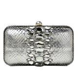 Gemma Evening Bags, Golden e Silver Clutch Bags, Party Handbag, Crystal Evening Bag (EV1047/1048)