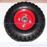 Neumáticos neumáticos/de Solid/PU de rueda de la carretilla