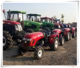 최신 판매 45HP 55HP 70HP 75HP 과일 트랙터