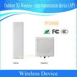 Dispositif de boîte de vitesses 5g visuelle sans fil extérieur de Dahua 3km (AP) (PFM880E)