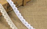 cordón del algodón del 1.5cm para DTY