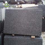 Le prix bon marché noir de la Mongolie a flambé la tuile de granit de basalte pour le pavage