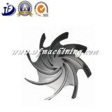 Pièces malléables de moulage de précision d'OEM/Custom pour la turbine de pompe