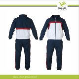 Custom High Quality 100 Polyester Sport Suit Factory (F217)