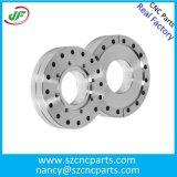 CNC bewerkte en anodiseerde CNC van het Aluminium van de Delen van het Aluminium het Machinaal bewerken machinaal