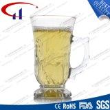 커피 (CHM8157)를 위한 200ml 최신 인기 상품에 의하여 새겨지는 유리제 컵