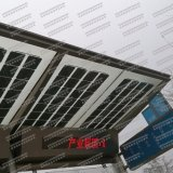 18V 두 배 커버 유리, 지붕 시스템을%s BIPV 태양 전지판