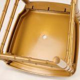 Silla de Chiavari de la PC del oro para la boda y el acontecimiento