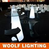 [لد] يعيش لون كوكتيل خفيفة مع طاولة زجاجيّة