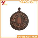 昇進のギフト(YB-LY-C-22)のためのカスタム旧式な銅のCion