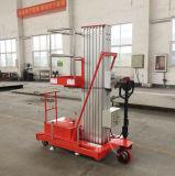 Platform van de Lift van het Aluminium van de Mast van het Merk van China het Nieuwe Enige