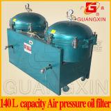 기압 기름 필터 (YGLQ600*2)를 위한 Guangxin