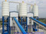 40-240m3 Hongda Usine de mélange de béton de bonne qualité