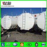 水、ミルク、オイルの輸送Ss304のステンレス鋼タンクトレーラー