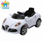 L'automobile dei bambini RC, va Kart, giro del bambino sull'automobile