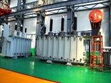 중국 제조자에서 66kv 2 감기 전력 변압기