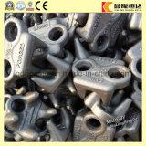 China fabricante Acero inoxidable estándar DIN 741 cable de cuerda Clip
