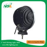 IP67 lumière de travail du CREE DEL, lumière pilotante de 60W DEL pour des camions, lampe de travail de DEL