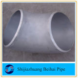 Acier inoxydable Sch80s Smls 45deg Pipe Fitting Elbow