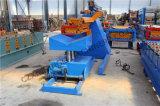 Máquina automática hidráulica de Decoiler de la hoja