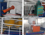 Tianyiの移動式鋳造物の混合物のセメントEPSサンドイッチパネル機械