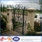 Manufacturer cinese di Beautiful Residential Practical Wrought Iron Gate
