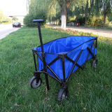 Folding Wagon / Portable Cart / Shopping Cart / Trailer / Trolley / Carriage