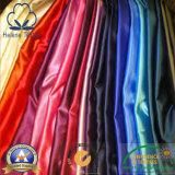 Ткань 100% сатинировки полиэфира награды Pocketing для вспомогательного оборудования одежды