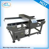 Metales no ferrosos y detector de metales ferrosos Alimentos