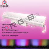 옥외 방수 LED 바 지면 벽 세탁기 Upfloor 단계 빛