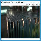 6.38-12.76mm明確な、染められた薄板にされたGlass/Ce