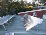 조정가능한 경사 태양 벽돌쌓기 시스템 PV 지원