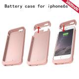 Caso del cargador de batería de la batería de la potencia externa para el iPhone 6/6s (HB-149)
