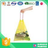 Plastikmehrfarbenhochleistungsdrawstring-Abfall-Beutel