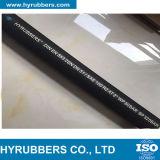 Hochtemperaturgummischlauch-Stahl verstärkter Gummischlauch