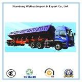 De duurzame Semi Aanhangwagen van de Vrachtwagen van de Stortplaats van de Kipper van tri-Assen Zij voor Verkoop