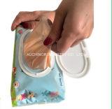 熱い販売のプラスチック使い捨て可能な香料入りの赤ん坊のおむつ袋