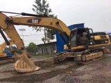 Trattore a cingoli usato 336D dell'escavatore da vendere