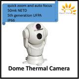Fahrzeug-Montierungs-Scanner-Doppelfühler-Abdeckung-Thermalkamera