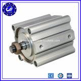 pièces de rechange fonctionnantes alésées par 100mm de double Rod rappe de double de 63mm de cylindre pneumatique