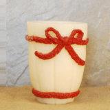 Bougie changeante de bougie de cire du clignotement Candle/LED de l'utilisation DEL de mariage et d'événement/couleur