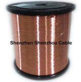 Алюминий медного одетого кабеля CCA алюминия одетый