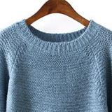 Klassischer Form-Dame-Pullover, der Sweater1501 strickt