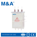 630A esterno Transformer Distribution Box, Distribution Cabinet
