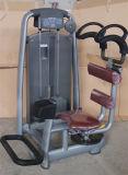 Máquina giratória carregada Pin Xw08 do torso do equipamento comercial da ginástica